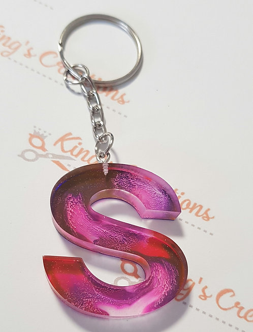 S key ring