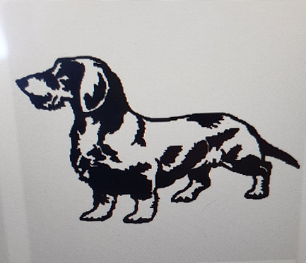 Wire Haired Dachshund T-shirts 2