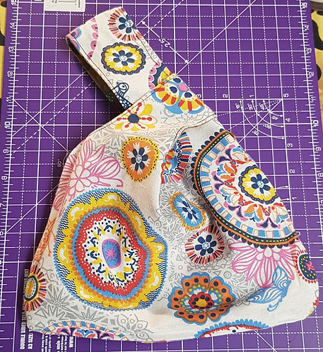 Small Japanese Knot Bag