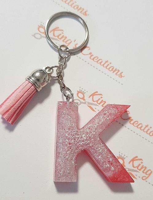 K key ring