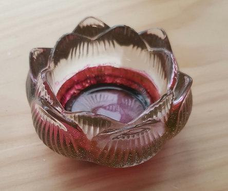 Lotus pot,  tea light holder