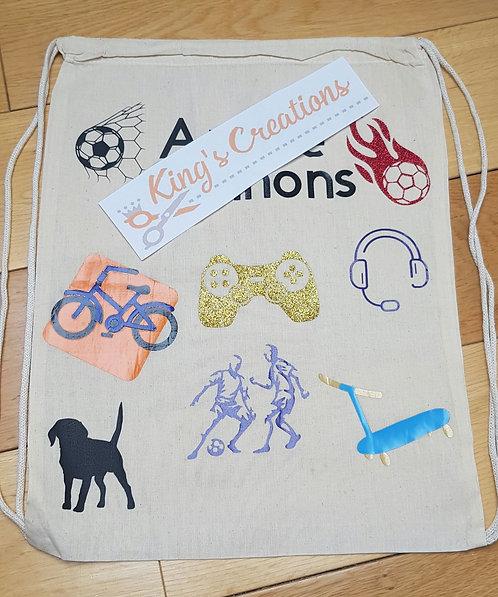 P.E Bag / Swimming Bag