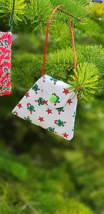 Christmas tree gift / chocolate bag