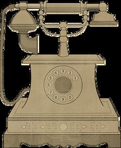 Old Fashioned Telephone
