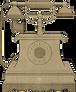 Clásico teléfono