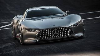 GT6 & Mercedes-Benz Collaboration
