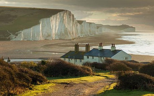 The Seven Sisters & Birling Gap: 5½ miles