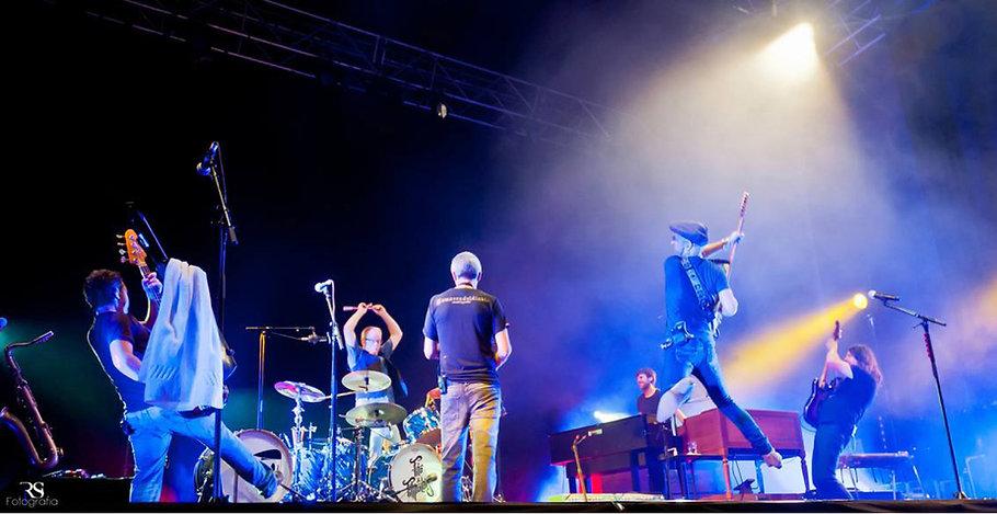 Daniel-rocking-the-drums-with-Spanish-su