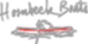 Hornbeck logo no background-white black