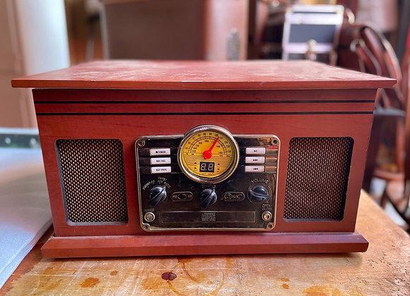 Vintage Table Radiogram in Original Condition