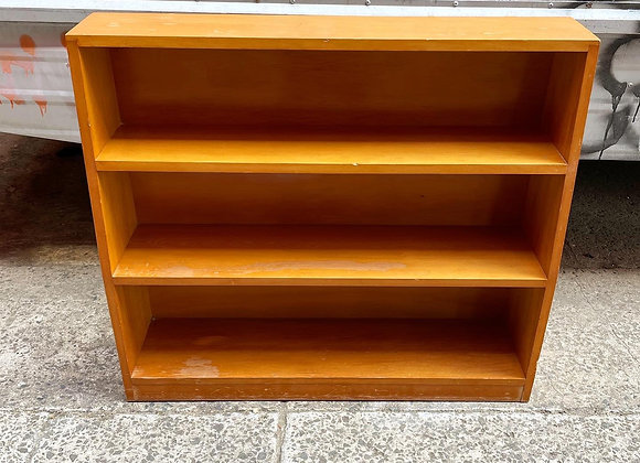 Pretty Little Vintage 3-Tier Wooden Bookshelf by PLYCO