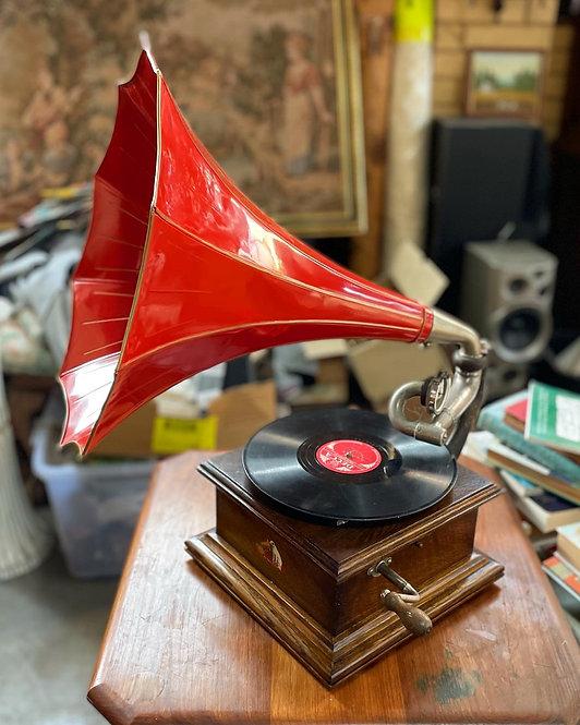 Very Rare Original Baby Monarch Gramophone by HMV from C.1906 (England)