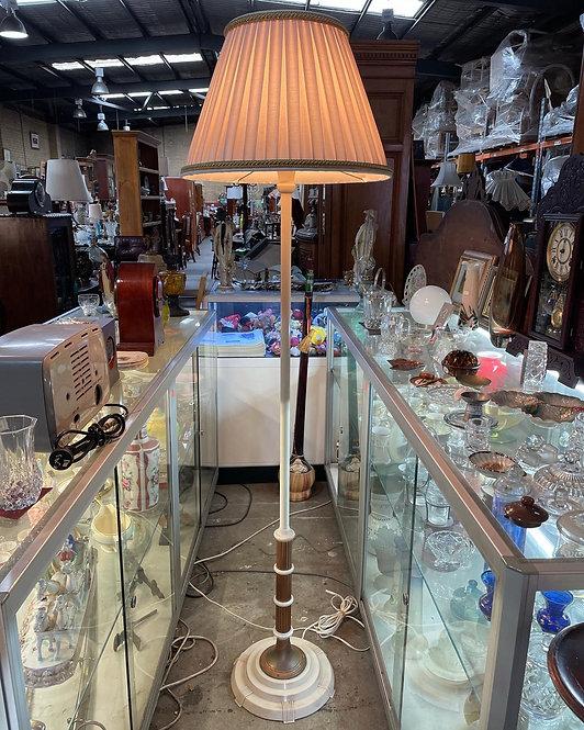 Original Rare Art Deco Bakelite Standing Lamp