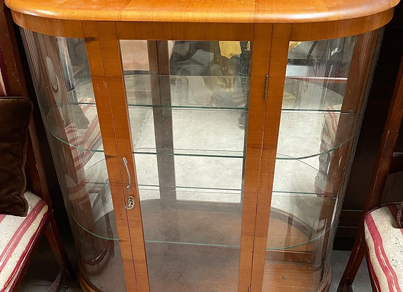 Stunning Art Deco Display Cabinet by John Grimes Furniture Pty. Ltd.