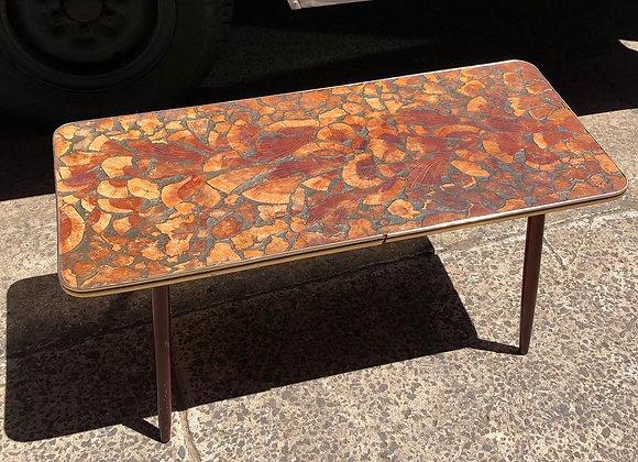 Mid-Century Rectangular Coffee Table