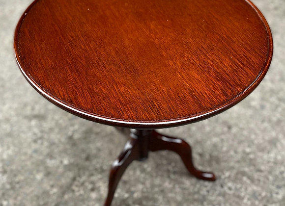 Impressive Antique Round Occasional Table in Excellent Condition