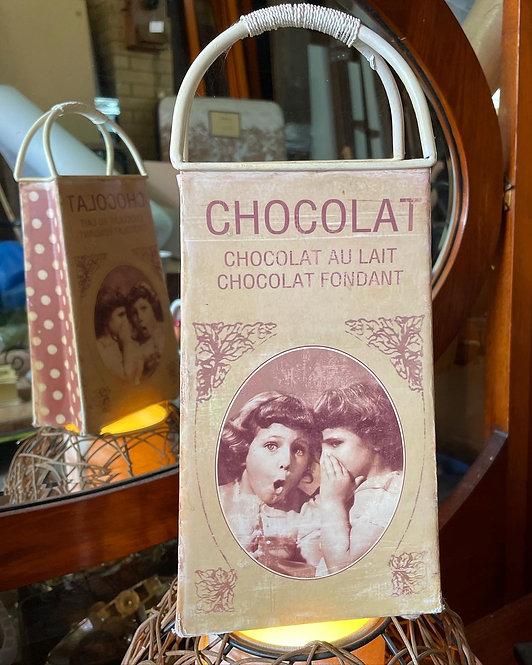 Little Cute Vintage Decorative Chocolate Bag