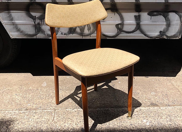Mid-Century Retro Upholstered Chair