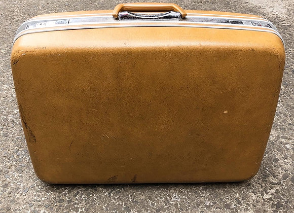 Vintage Samsonite Silhouette Travel Suitcase