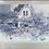 Thumbnail: Framed Print of Dawna Barton's 'Rose Cottage' Watercolour Lithograph, 1986 (USA)