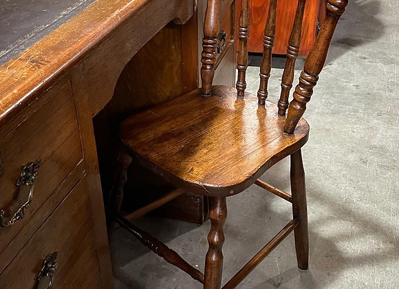 Original Wooden Federation Style Chair