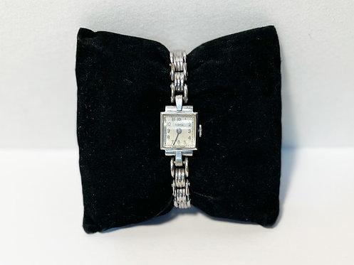 Vintage Women's 15 Jewels Wristwatch (France)