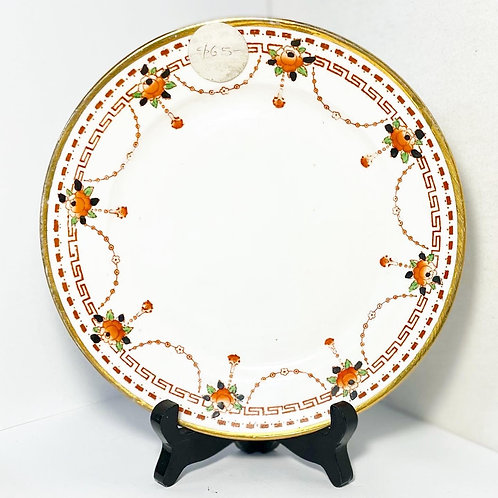 Collectible Genuine Royal Albert Crown China 2-Piece Set from C.1940s (UK)
