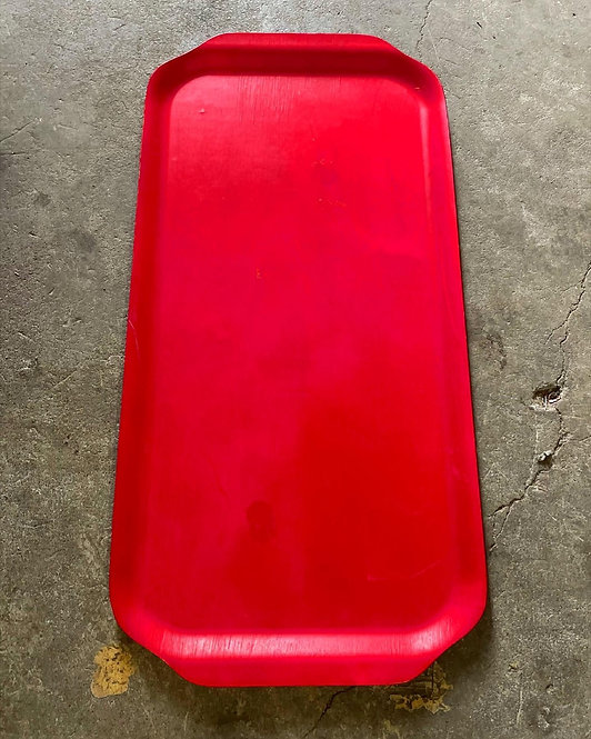 Mid-Century Modernist Scandinavian Tray manufactured by AB ARY NYBRO (Sweden)