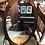 Thumbnail: Stunning Vintage Oval Wooden Mirror