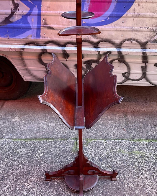 Stunning Victorian Antique Double Music Stand