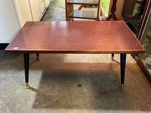 Rectangular Mid-Century Retro Coffee Table in Very Good Condition