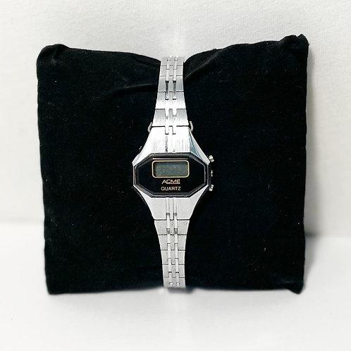 Unique Vintage ACME Quartz Wristwatch (Hong Kong)