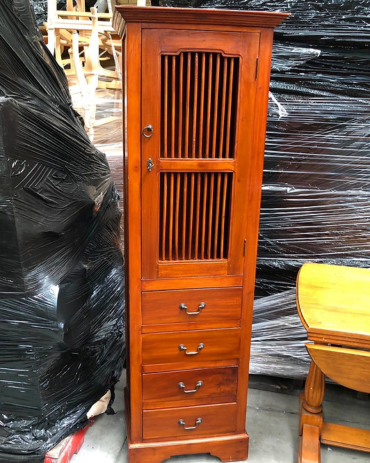 Mid-Century Vintage Kitchen Cabinet