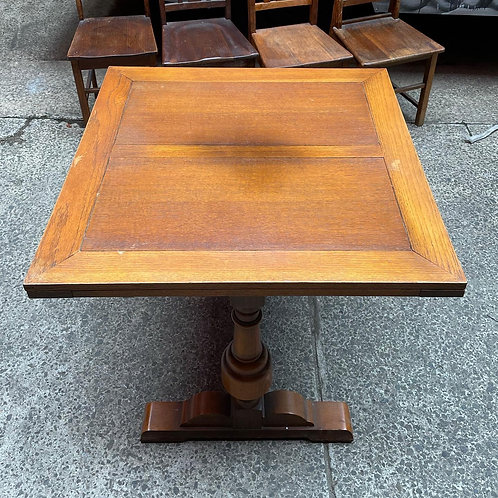 Antique Expanding Dining Table from C.1930s
