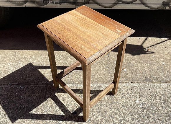 Small Rectangular Occasional Table