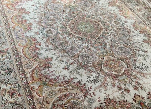 Stunning Large Size Antique Handmade Persian Rug