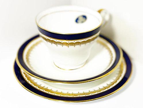 Elegant Vintage 'Aynsley' Bone China 26-Piece Dinner Set (England)