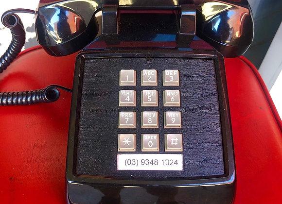 Vintage Cortelco Inc. Telecom Phone
