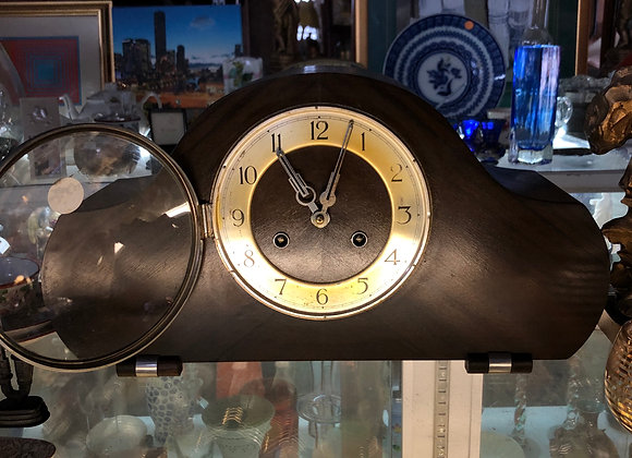 1940s Art Deco Mantle Clock