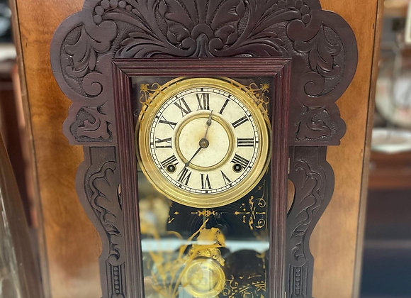 Antique Fully Serviced 'Ansonia' Mantle Clock from C.1920's -