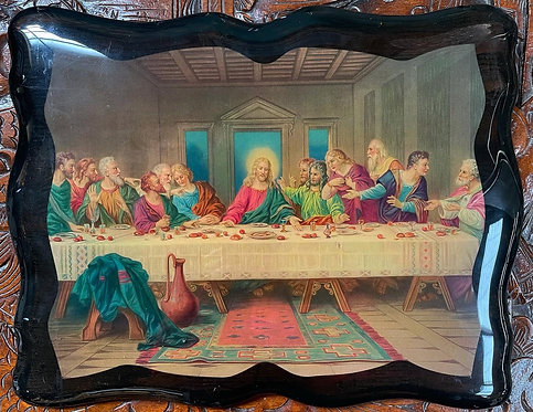 Religious Artwork of the Last Supper by DenCraft Sales Ltd. (Canada)