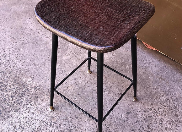 2 Retro Steel Stools in a Good Condition
