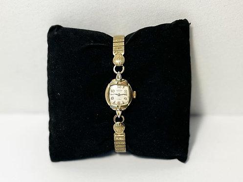 Elegant Vintage Roamer 17 Jewels Incabloc Wind Up Ladies Watch (Switzerland)