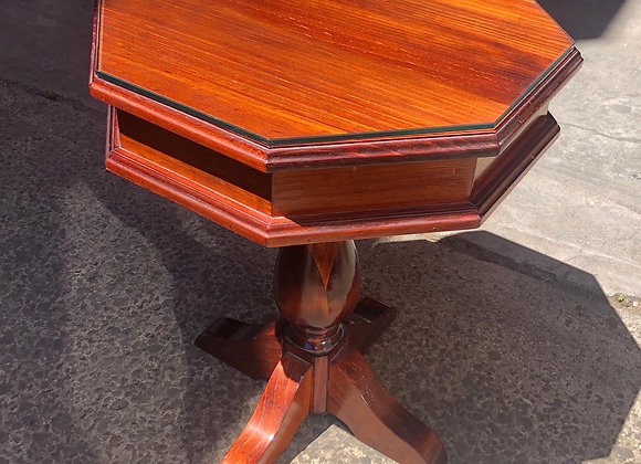 Lovely Vintage Octagonal Coffee Table