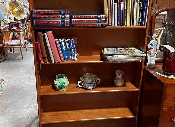 Open Vintage 5 Tier Myrtle Bookcase