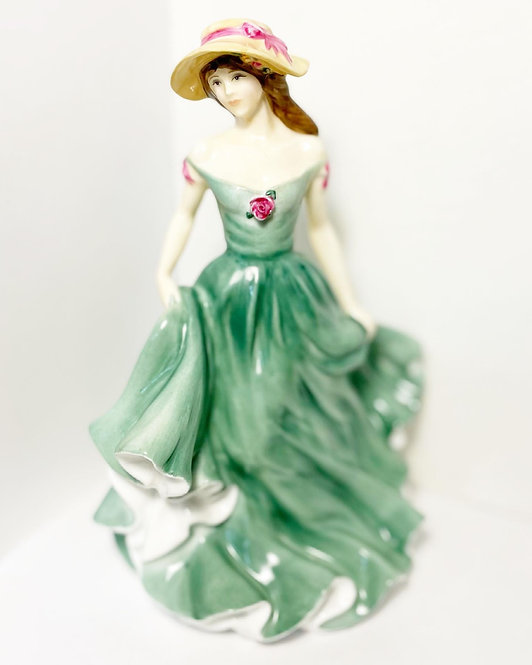 Rare Collectible 'Royal Doulton' Bone China Porcelain Figurine from C.1998