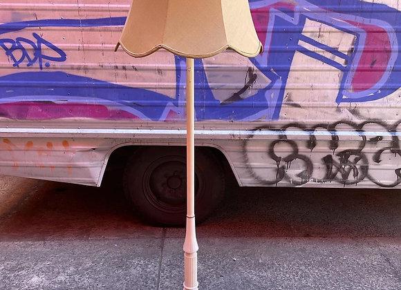 Stunning Bakelite Base Art Deco Standing Floor Lamp in Good Condition