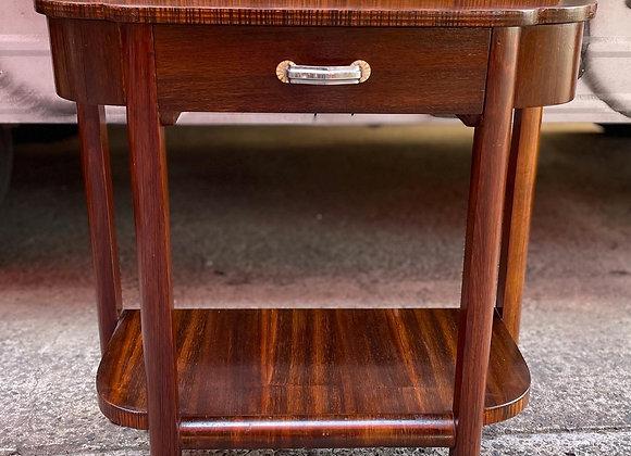 Unique Rare Art Deco Hall Table in Excellent Condition