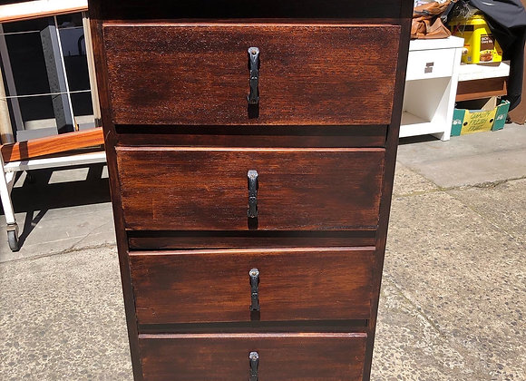 Vintage C.1970s Chest of Drawers