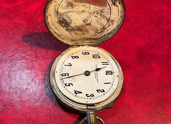 Original Antique Remontoir Perfectionne Pocket Watch from C.1920s (Switzerland)